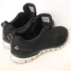Reebok Sublite athletic shoes